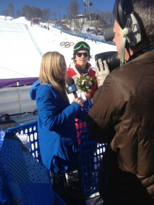 Interview with Mark McMorris