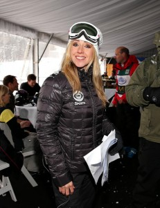 Tina Dixon - Deer Valley Celebrity Skifest Day