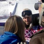 Interview with Sage Kotsenburg - Sochi
