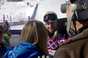 Interview with Sage Kotsenburg - Sochi