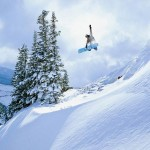 Tina Dixon - Snowboarding